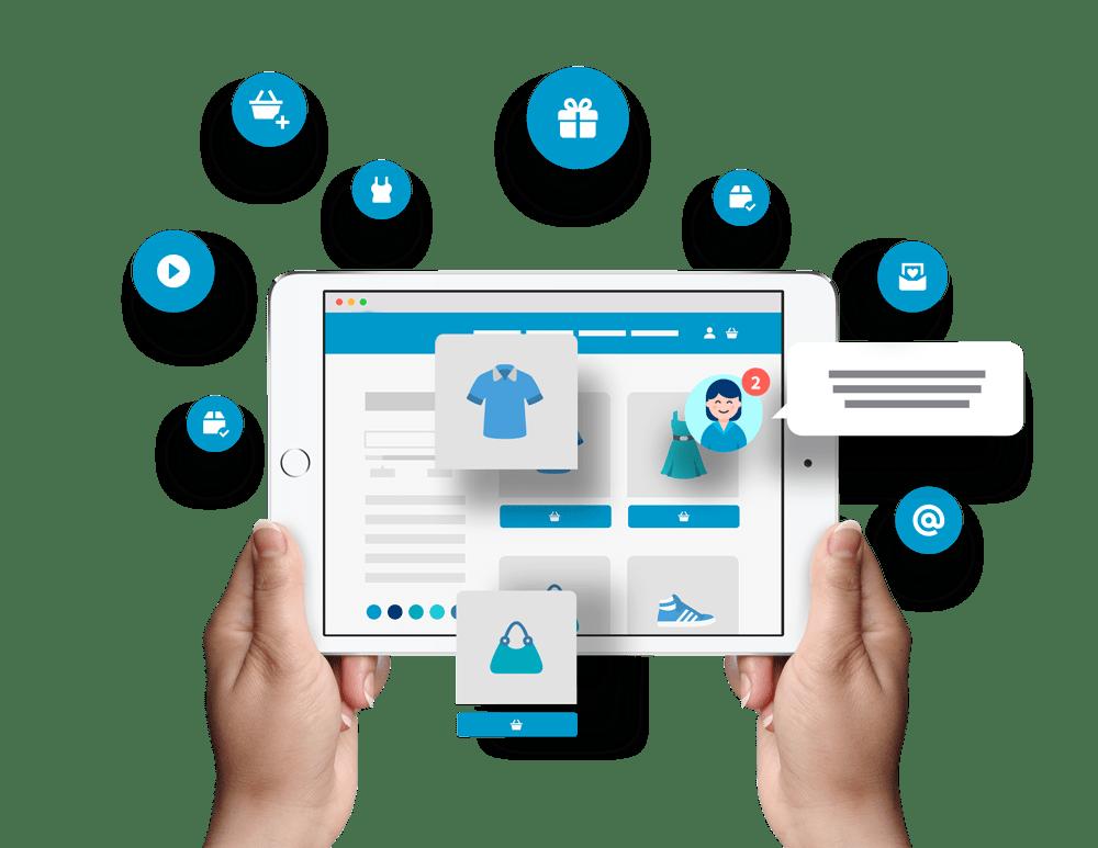 ecommerce tiendas virtuales tiendas en línea